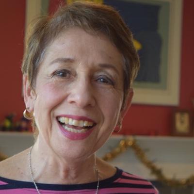 IMCW teacher, Alicia Bazán-Jiménez