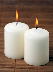 2 candles