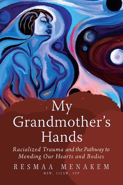 Book cover, My Grandmother's Hands
