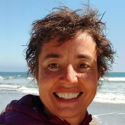 IMCW teacher, Kristin Barker