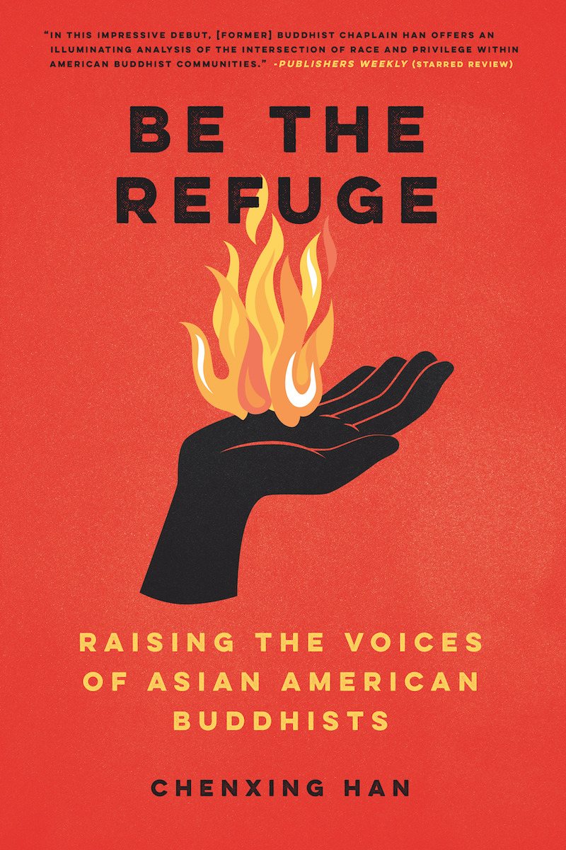 Be the Refuge, book cover