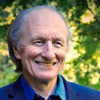 IMCW teacher, Hugh Byrne