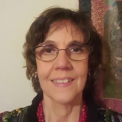 Photo of Luisa Montero, IMCW teacher