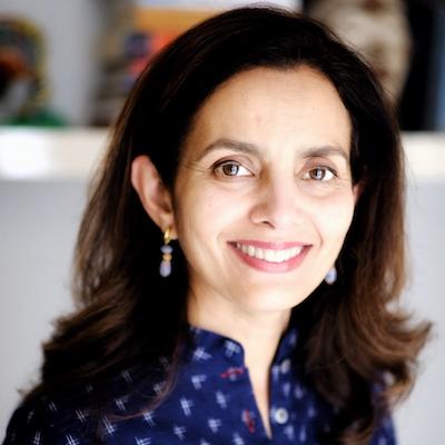 Photo of Rashmi Nair-Ripley, IMCW teacher